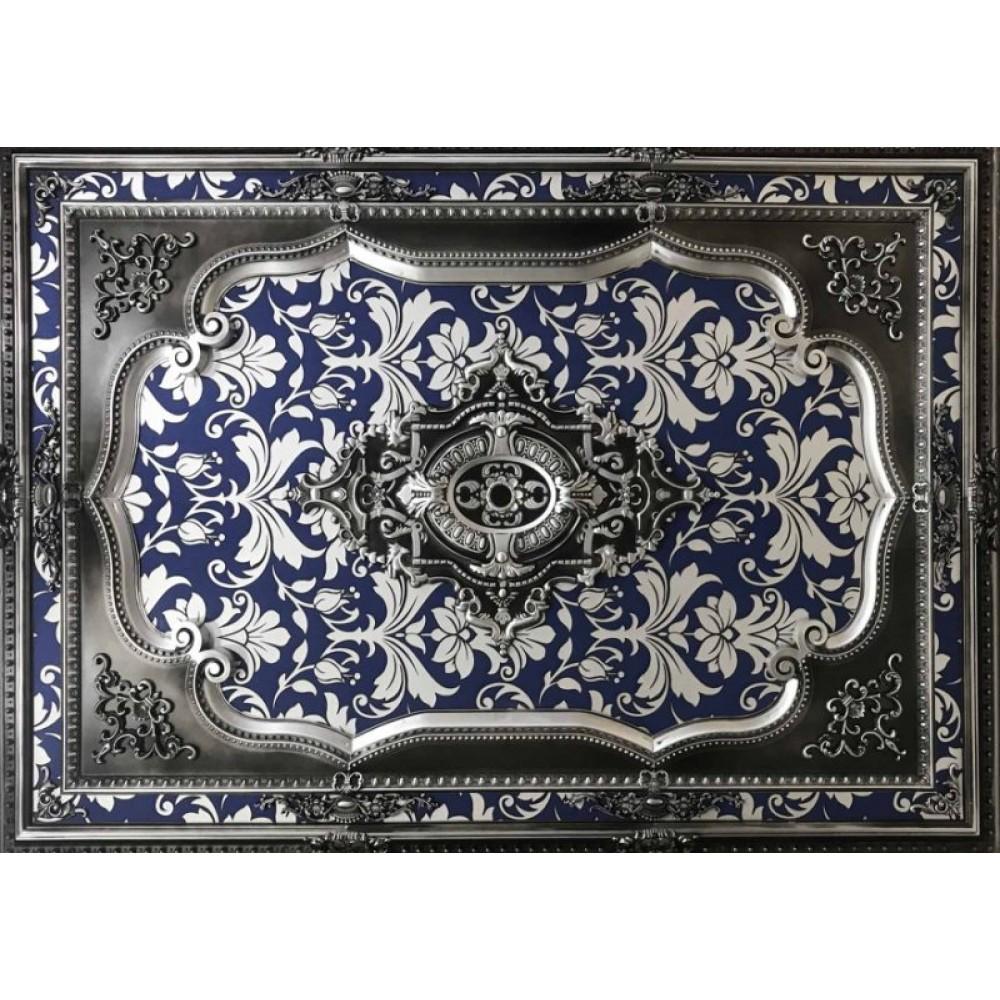 140x200 Cm Dikdortgen Osmanli Saray Tavan Sfa-589 Avize Gobegi