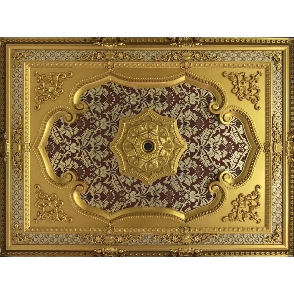 120x160 cm Dikdortgen Osmanli Saray Tavan S-577