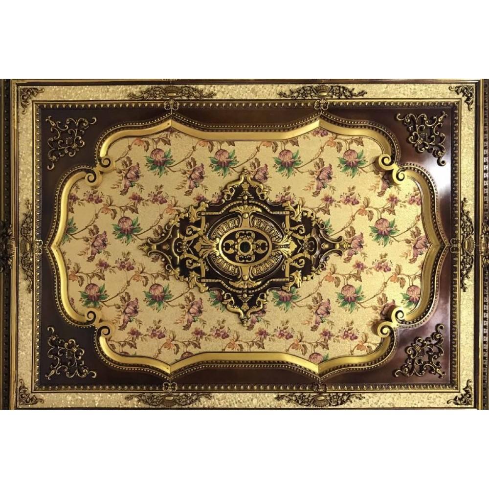 140x200 Cm Dikdortgen Osmanli Saray Tavan Sf-588 Avize Gobegi